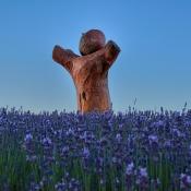 AEbleskulptur